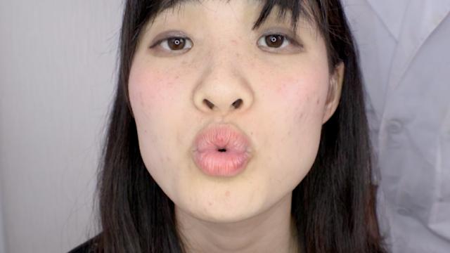 まなみ│唇